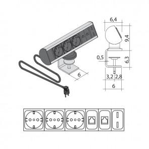 UOP106LA Kit Elettrif A